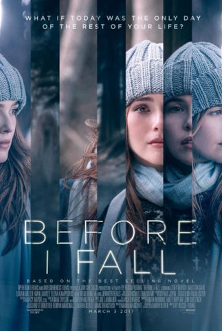 BEFORE I FALL HD iTunes DIGITAL COPY MOVIE CODE