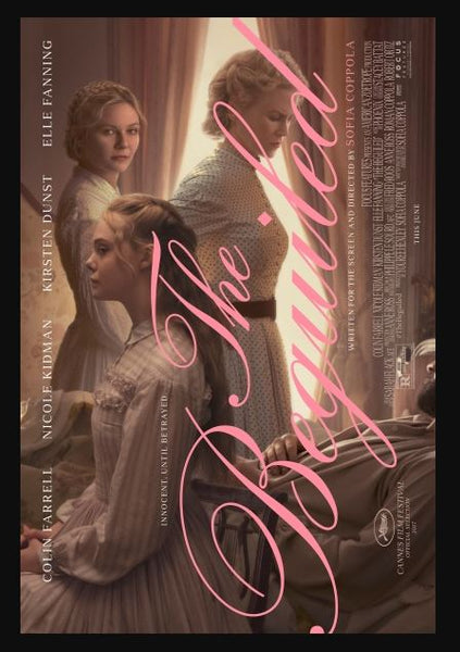 BEGUILED HD iTunes DIGITAL COPY MOVIE CODE ONLY - USA CANADA