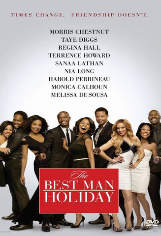 THE BEST MAN HOLIDAY HD iTunes DIGITAL COPY MOVIE CODE
