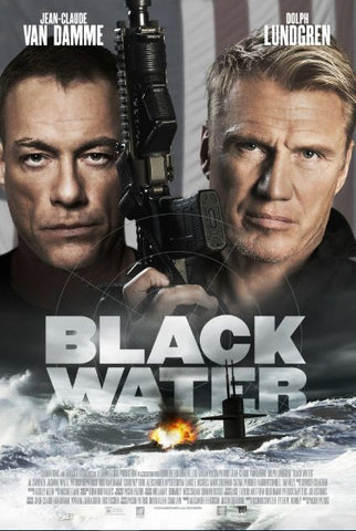 BLACK WATER HD GOOGLE PLAY DIGITAL COPY MOVIE CODE