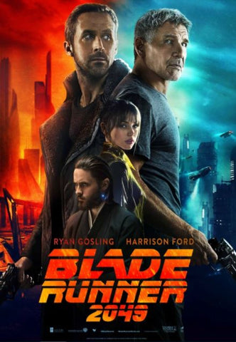 BLADE RUNNER 2049 HDX UV ULTRAVIOLET DIGITAL MOVIE CODE