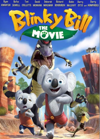 BLINKY BILL THE MOVIE HD DIGITAL COPY MOVIE CODE (requires download to PC) - USA CANADA