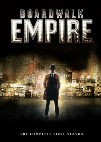 BOARDWALK EMPIRE HBO SEASON 1 HD GOOGLE PLAY DIGITAL COPY MOVIE CODE (READ DESCRIPTION FOR REDEMPTION INFO) USA