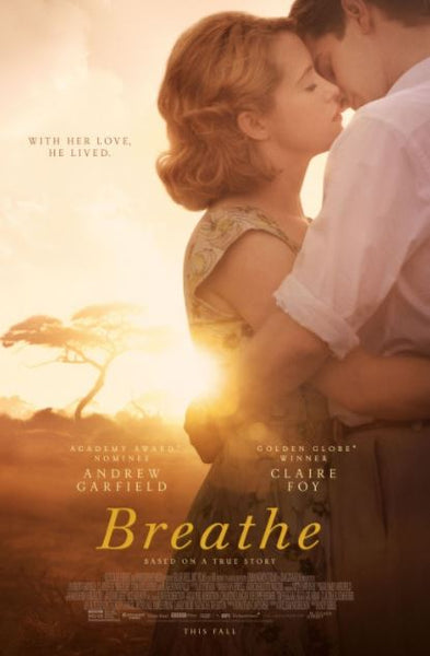 BREATHE (2017) HD iTunes DIGITAL COPY MOVIE CODE