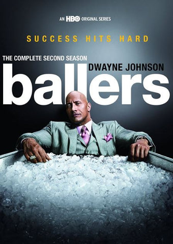 HBO's BALLERS SEASON 2 HDX UV ULTRAVIOLET DIGITAL MOVIE CODE