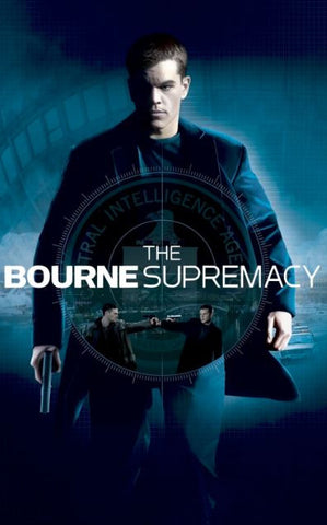 BOURNE 2 SUPREMACY (THE) HDX VUDU DIGITAL COPY MOVIE CODE ONLY (READ DESCRIPTION FOR REDEMPTION SITE) USA