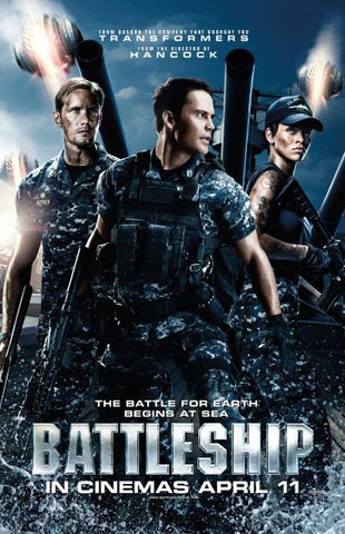 BATTLESHIP HD iTunes DIGITAL COPY MOVIE CODE
