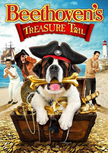 BEETHOVEN'S TREASURE TAIL HD iTunes DIGITAL COPY MOVIE CODE