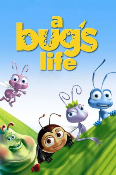A BUG'S LIFE DISNEY HD GOOGLE PLAY DIGITAL COPY MOVIE CODE w 0 DMR POINTS (DIRECT INTO GOOGLE PLAY) USA CANADA