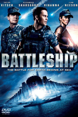 BATTLESHIP HDX UV ULTRAVIOLET DIGITAL MOVIE CODE