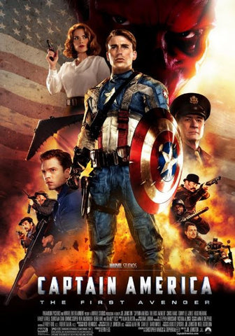 MARVEL CAPTAIN AMERICA THE FIRST AVENGER DIGITAL COPY MOVIE CODE ONLY