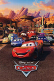 CARS HD DISNEY DC MOVIE CODE ONLY - REDEEMDIGITALMOVIE.COM - CANADA USA