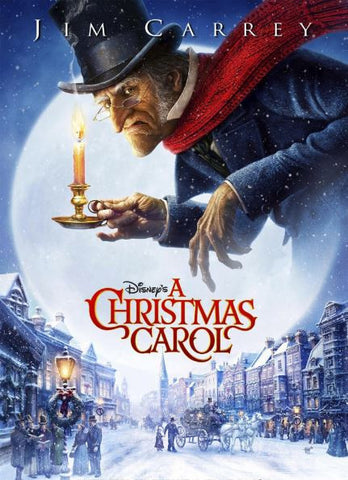 A CHRISTMAS CAROL DISNEY DIGITAL COPY MOVIE CODE