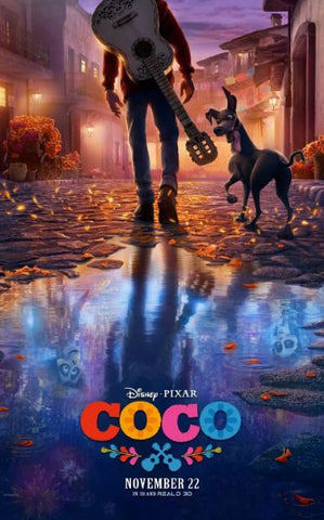 COCO DISNEY HD GOOGLE PLAY DIGITAL COPY MOVIE CODE (DIRECT INTO GOOGLE PLAY) CANADA