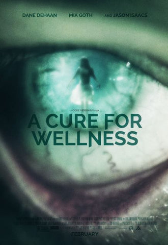 A CURE FOR WELLNESS HD iTunes DIGITAL COPY MOVIE CODE