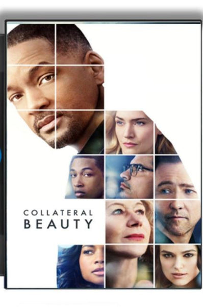COLLATERAL BEAUTY HDX UV ULTRAVIOLET DIGITAL MOVIE CODE