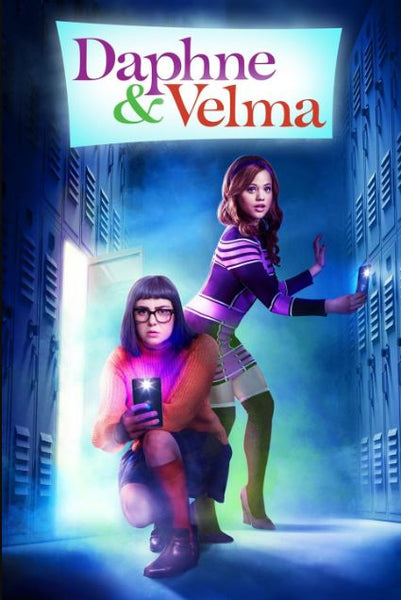 DAPHNE & VELMA ORIGINAL MOVIE HDX UV ULTRAVIOLET DIGITAL MOVIE CODE