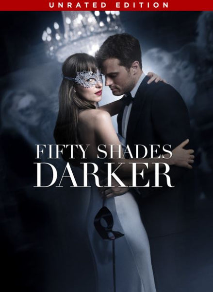 FIFTY SHADES DARKER UNRATED HDX UV ULTRAVIOLET DIGITAL MOVIE CODE