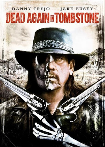 DEAD AGAIN IN TOMBSTONE HD iTunes DIGITAL COPY MOVIE CODE ONLY - USA CANADA