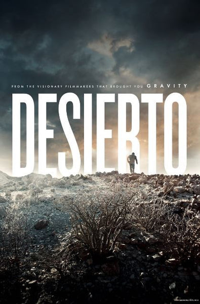 DESIERTO HD GOOGLE PLAY DIGITAL COPY MOVIE CODE
