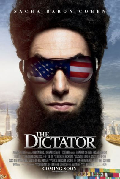 THE DICTATOR HDX UV ULTRAVIOLET DIGITAL MOVIE CODE ONLY - USA