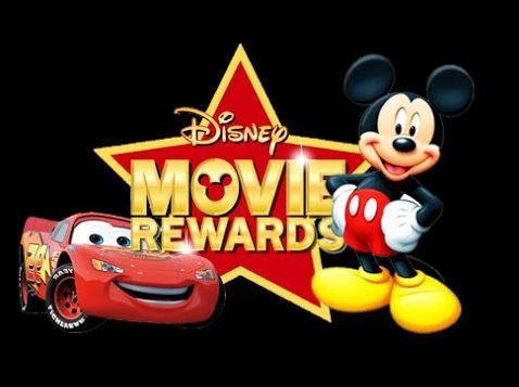 DISNEY MOVIE REWARD POINTS