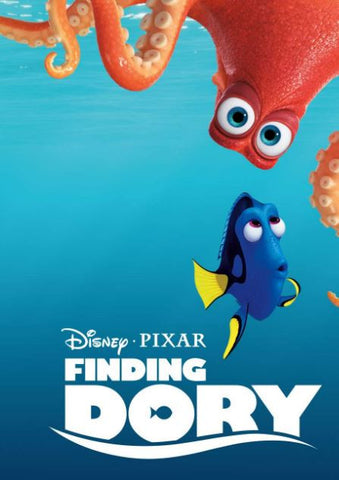 DISNEY FINDING DORY HD DMA DISNEY MOVIES ANYWHERE MOVIE CODE