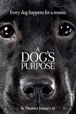 A DOG'S PURPOSE HD iTunes DIGITAL COPY MOVIE CODE