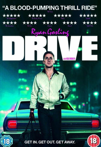 DRIVE SD iTunes DIGITAL COPY MOVIE CODE