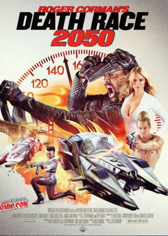 ROGER CORMAN'S DEATH RACE 2050 HD iTunes DIGITAL COPY MOVIE CODE