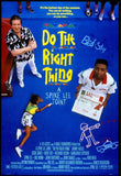 DO THE RIGHT THING HD iTunes DIGITAL COPY MOVIE CODE