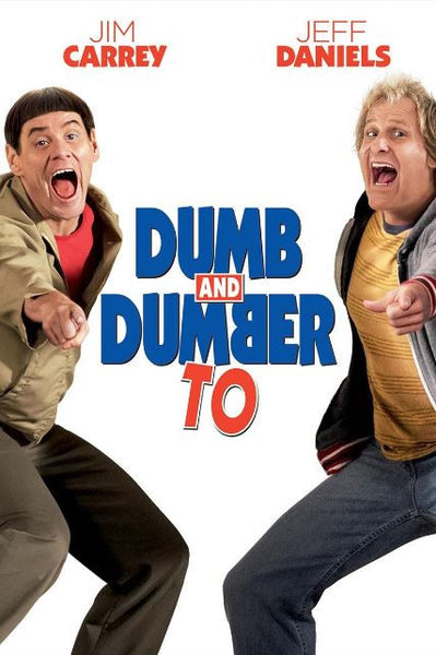 DUMB AND DUMBER TO HD iTunes DIGITAL COPY MOVIE CODE