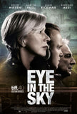 EYE IN THE SKY HD iTunes DIGITAL COPY MOVIE CODE ONLY - USA