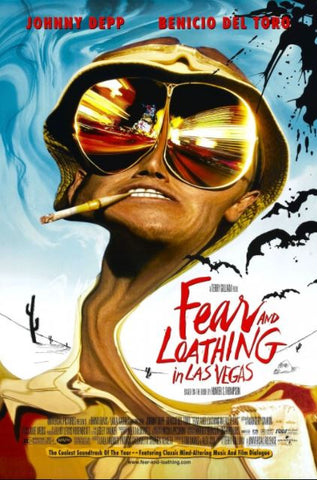 FEAR AND LOATHING IN LAS VEGAS HD iTunes DIGITAL COPY MOVIE CODE ONLY - USA CANADA