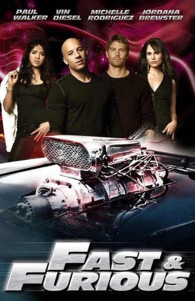 FAST AND FURIOUS 4 HDX UV ULTRAVIOLET DIGITAL MOVIE CODE