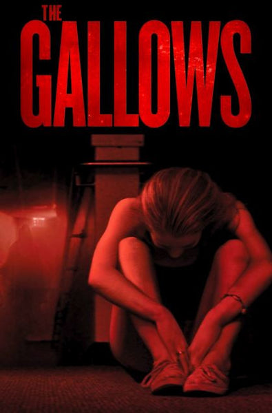 THE GALLOWS HDX UV ULTRAVIOLET DIGITAL MOVIE CODE