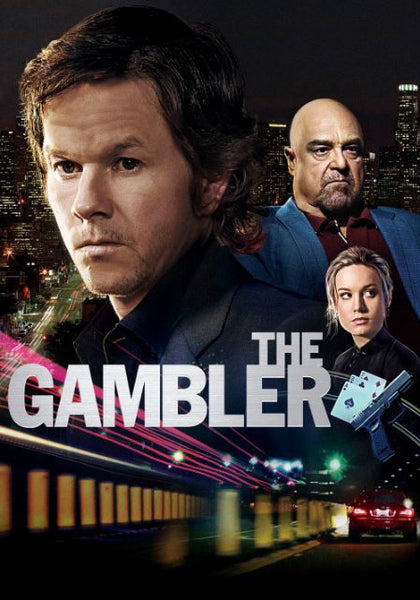 GAMBLER (THE) HDX UV ULTRAVIOLET DIGITAL MOVIE CODE