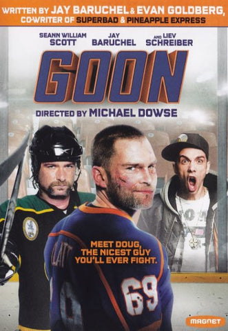 GOON SD iTunes DIGITAL COPY MOVIE CODE