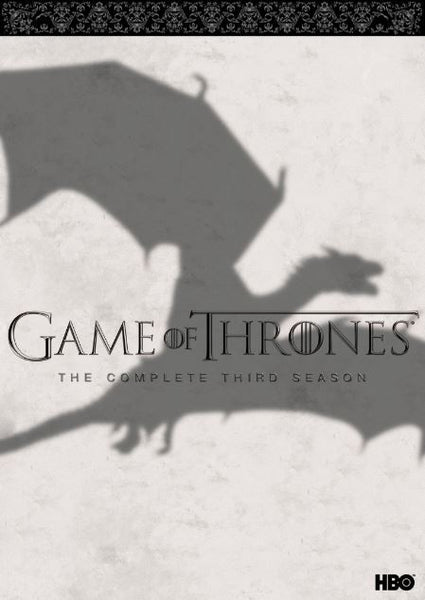 HBO's GAME OF THRONES SEASON 3 HD iTunes DIGITAL COPY MOVIE CODE