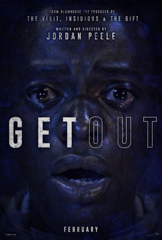 GET OUT HD iTunes DIGITAL COPY MOVIE CODE ONLY - USA CANADA