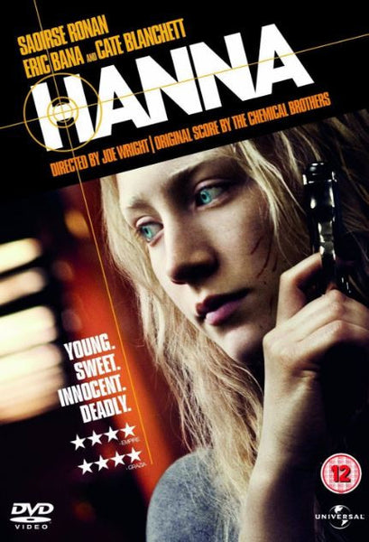 HANNA SD iTunes DIGITAL COPY MOVIE CODE