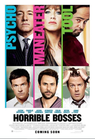 HORRIBLE BOSSES XML DIGITAL COPY MOVIE CODE