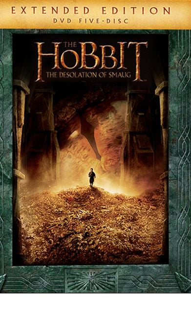 The hobbit: the desolation of smaug extended edition – now.
