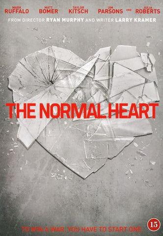 HBO's THE NORMAL HEART HD GOOGLE PLAY DIGITAL COPY MOVIE CODE