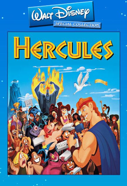 DISNEY HERCULES HD DIGITAL COPY MOVIE CODE