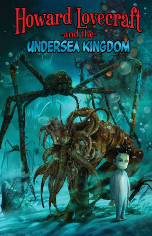 HOWARD LOVECRAFT AND THE UNDERSEA KINGDOM HD DIGITAL COPY