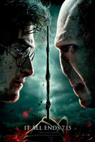 HARRY POTTER AND THE DEATHLY HALLOWS PART 2 HDX UV ULTRAVIOLET DIGITAL COPY MOVIE CODE (READ DESCRIPTION FOR REDEMPTION INFO) USA