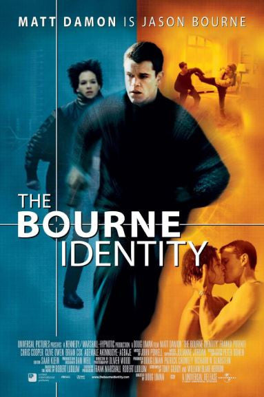 BOURNE 1 IDENTITY (THE) HDX UV ULTRAVIOLET DIGITAL MOVIE CODE ONLY (READ DESCRIPTION FOR REDEMPTION INFO) USA CANADA