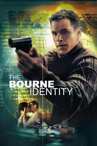 BOURNE IDENTITY (THE) HD iTunes DIGITAL COPY MOVIE CODE ONLY - USA CANADA