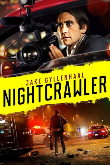 NIGHTCRAWLER HD iTunes DIGITAL COPY MOVIE CODE